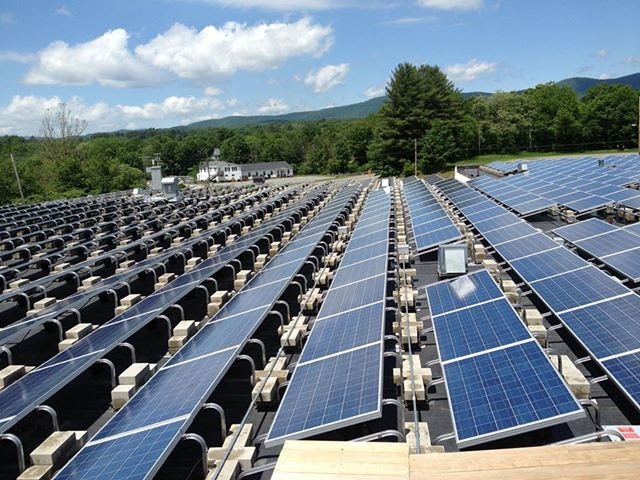 Black River Produce Solar Panels