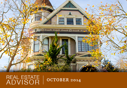 Real Estate Advisor: October 2014