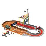 K'nex Mario Kart Wii Mario & Luigi Linha de Largada Conjunto de Construção - Multikids