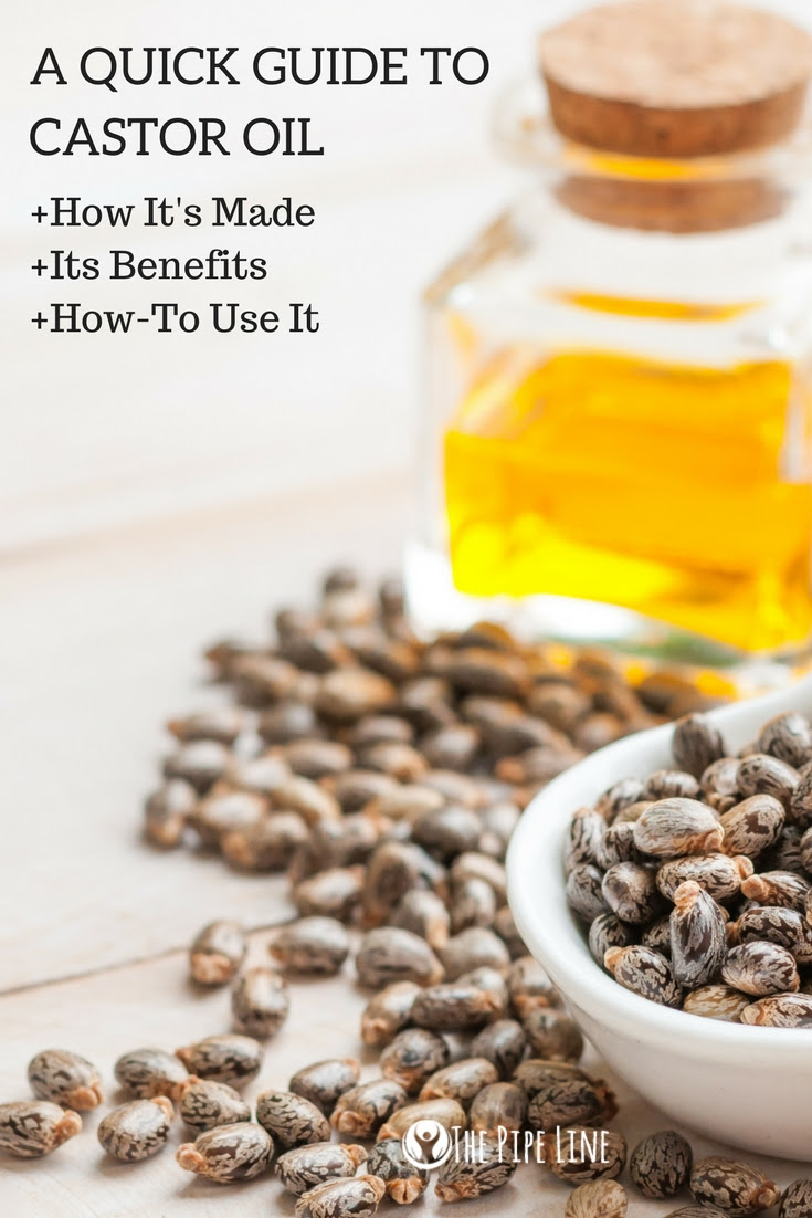 Castor Oil: The Affordable Bea...