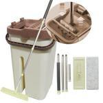 Balde Mop Limpador Multiuso Wash Faxina Limpeza Para Casa (MC41289)