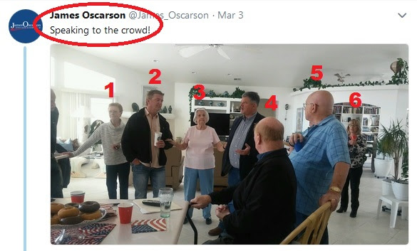 Oscarsons crowd
