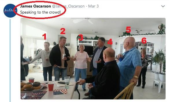 Oscarsons crowd