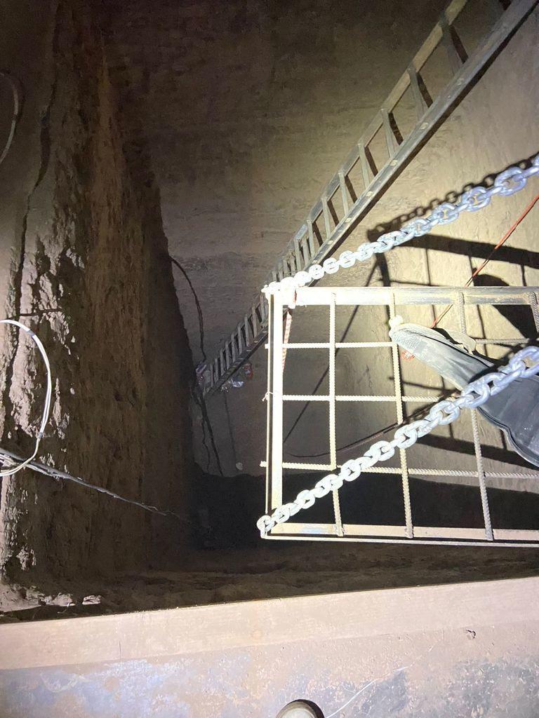 ICE Discovers Sophisticated Subterranean Tunnel in California Near U.S.-Mexico Border