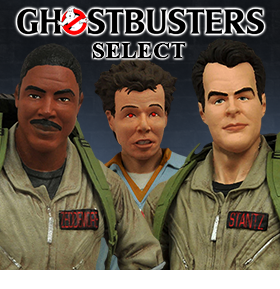 GHOSTBUSTERS SELECT WAVE 1