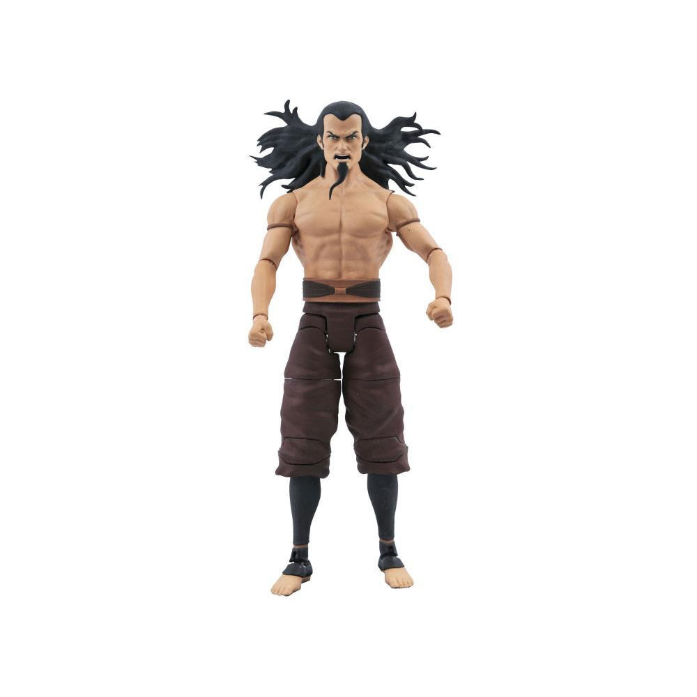 Image of Avatar Series 3 Deluxe Firelord Ozai Action Figure - FEBRUARY 2021