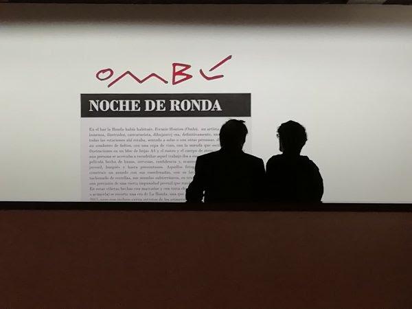 Visita guiada por la exposición 'Ombú - Noche de Ronda'