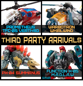 Third Party Arrivals