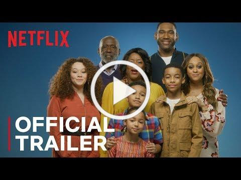 Black Family Magic Is... | Family Reunion | Netflix