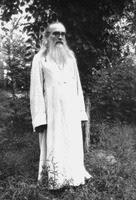 Свящ. Борис Холчев. Фотография. Фергана. 1949 г. (Архив ПСТБИ)