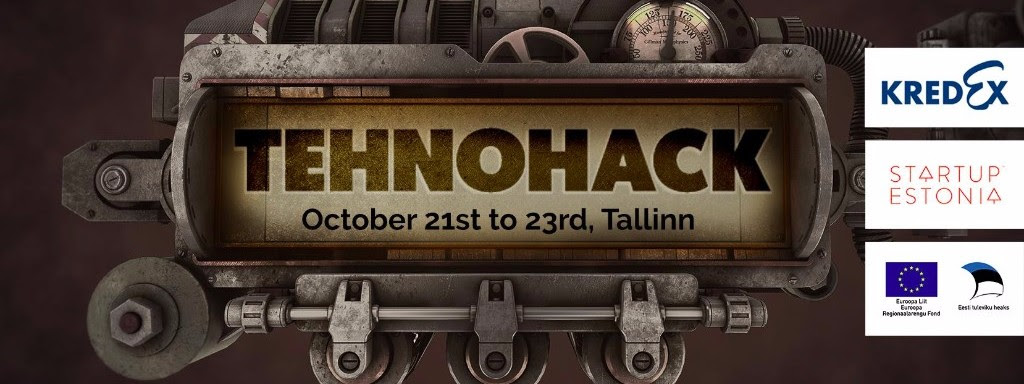 TehnoHack 2016 hard- and software hackathon