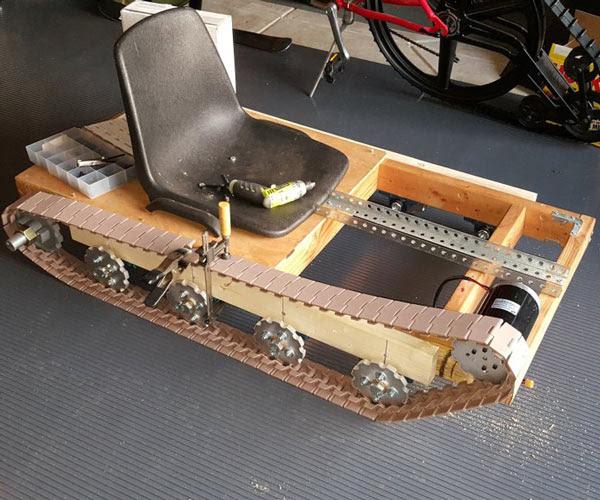 Go-Kart Tank