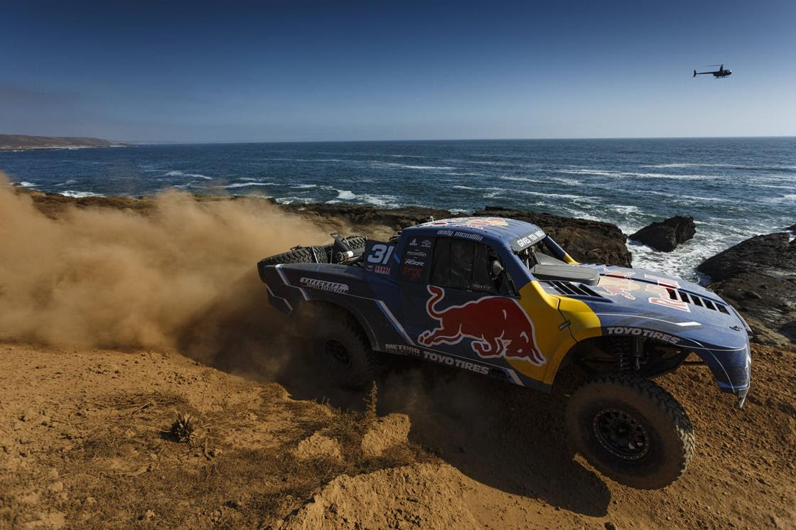 Offroad heavyweights gear up for battle at the SCORE Baja 500