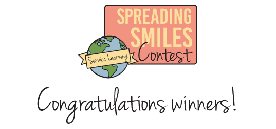 Spreading Smiles Winners
