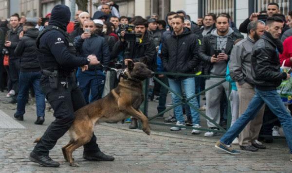 Bruxelles : après les attentats, des célébrations pro-jihad cachées par les médias
