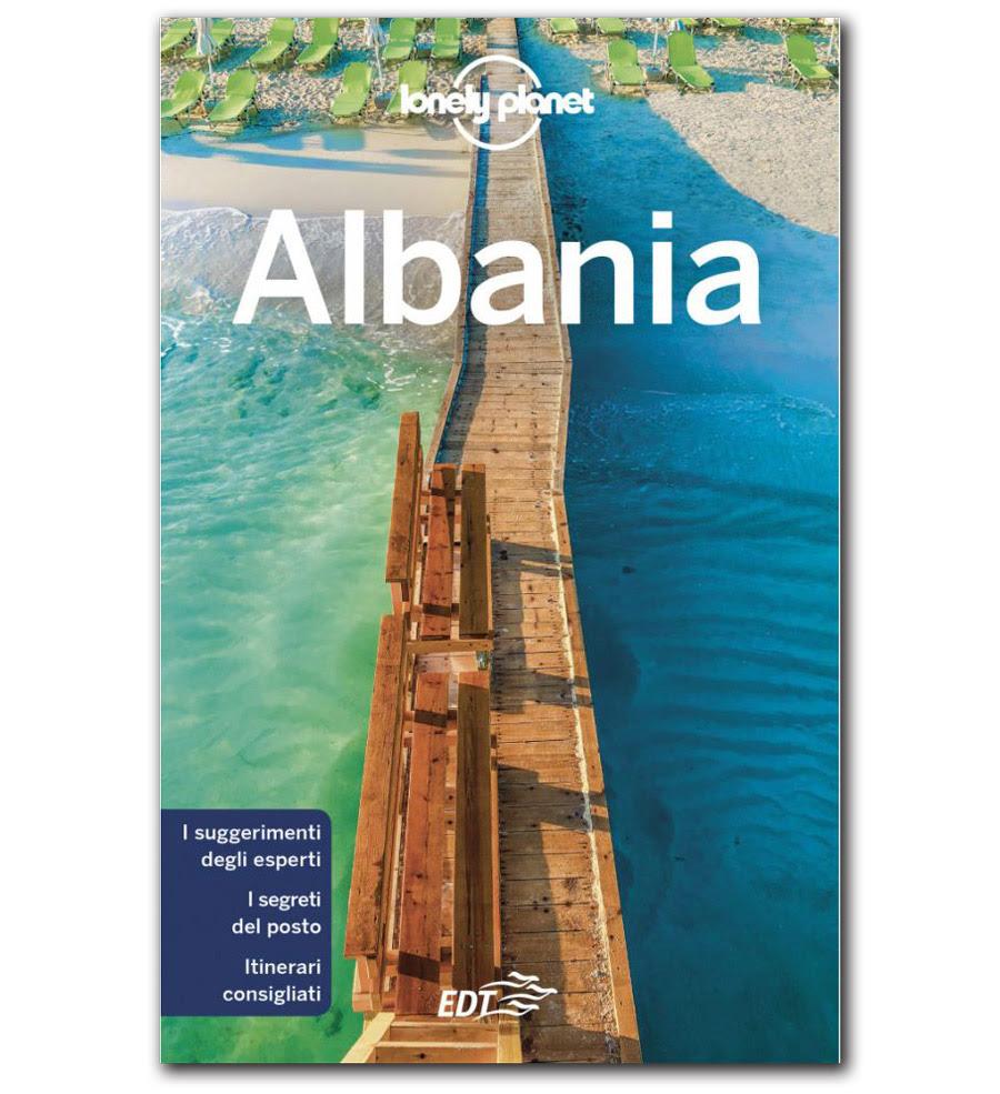 Lonely Planet guida Albania