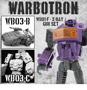 NEW WARBOTRON