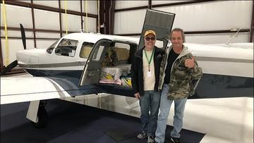 Volunteer pilots