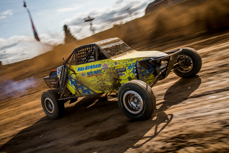 Mike Kikham, Alumi Craft Race Cars, Super Buggy, Crandon, Bink Designs