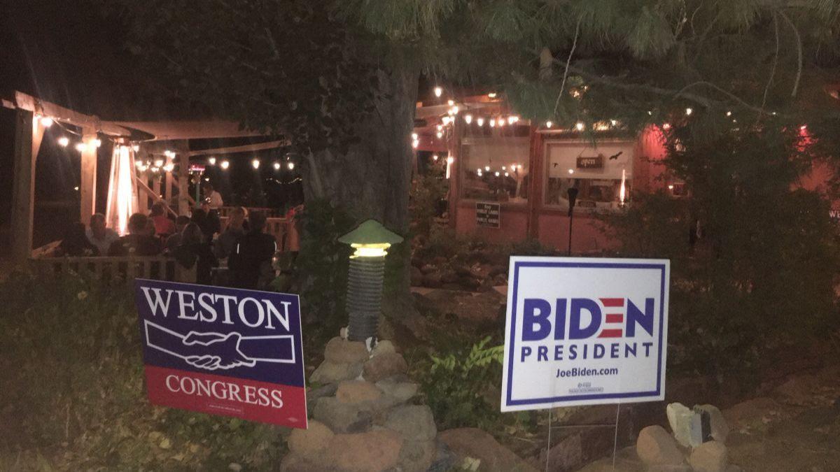 Signs in Boulder