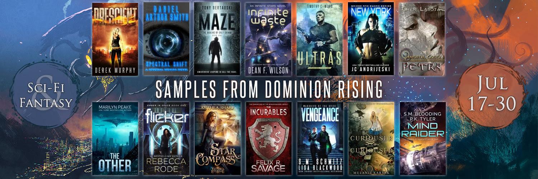 Free Fantasy and Sci-Fi Ebooks