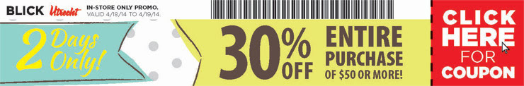 30% Off Spring Sale Coupon