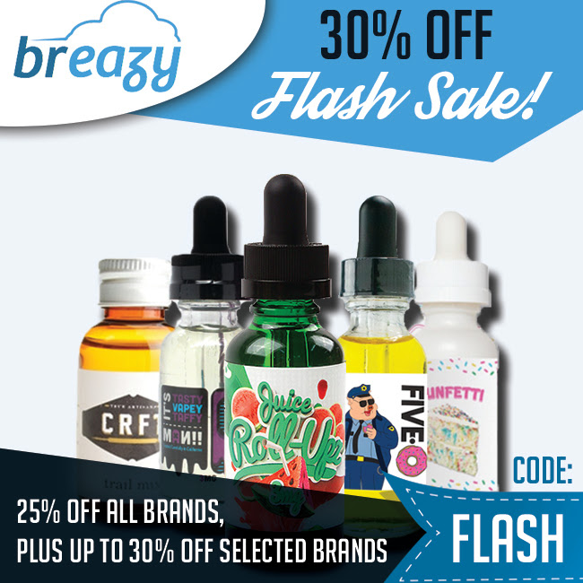 Breazy coupon code