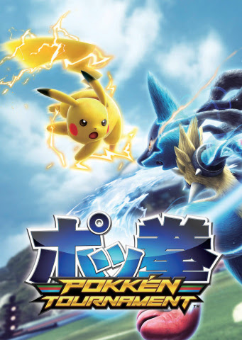 Pokkén Tournament launches for Wii U on March 18, and brings high-definition game play and over-the- ...