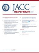 Latest cover of JACC: Heart Failure