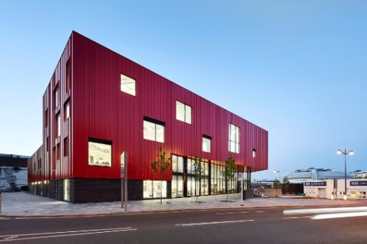 The Red House, home to Plymouth School of Creative Arts - Photo by Hufton + Crow Photography