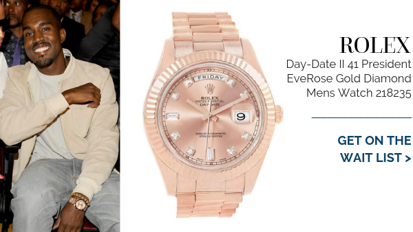 Day-Date II Everose