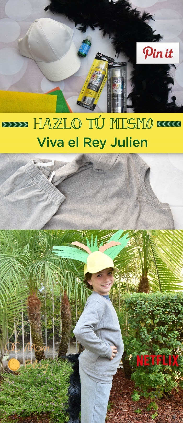 KingJulienPinterest