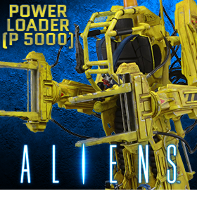 ALIENS DELUXE POWER LOADER