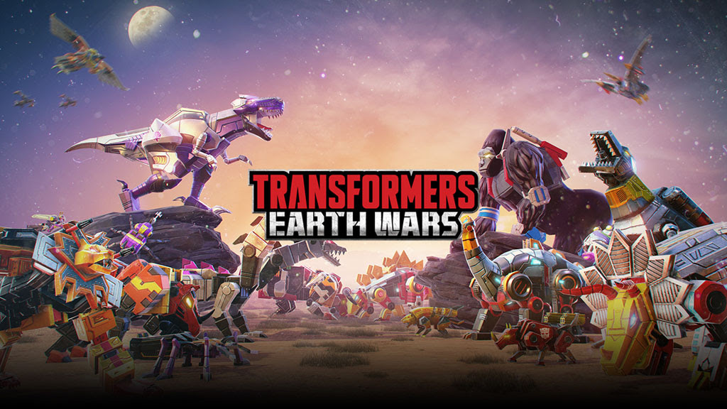 Transformers News: Transformers: Earth Wars Event - Well, That's just Prime!