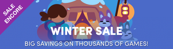 Winter Sale Encore