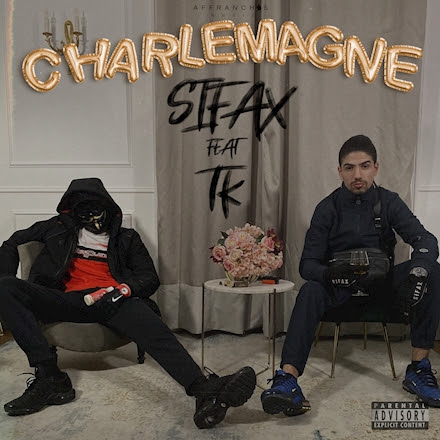 Cover Single Sifax feat. TK