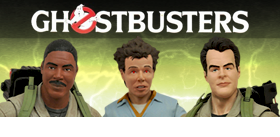 GHOSTBUSTERS SELECT SERIES FIGURES