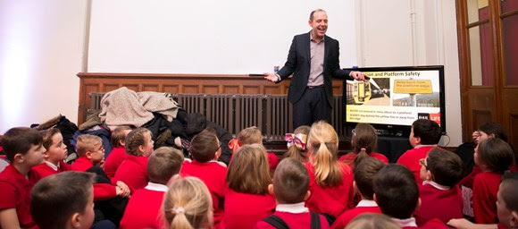 Key milestone reached in delivering vital rail safety message to school children across Wales and the Borders