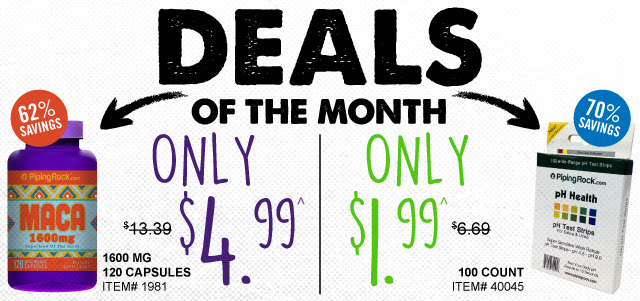 The Piping Rock August Deals o...