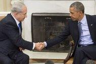 President Obama and Prime Minister Benjamin Netanyahu of Israel at the White House in November.