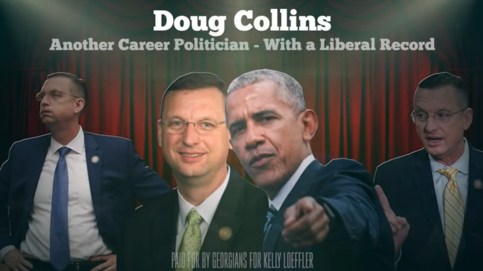 Doug Collins - Another Career Politician with a Liberal Record