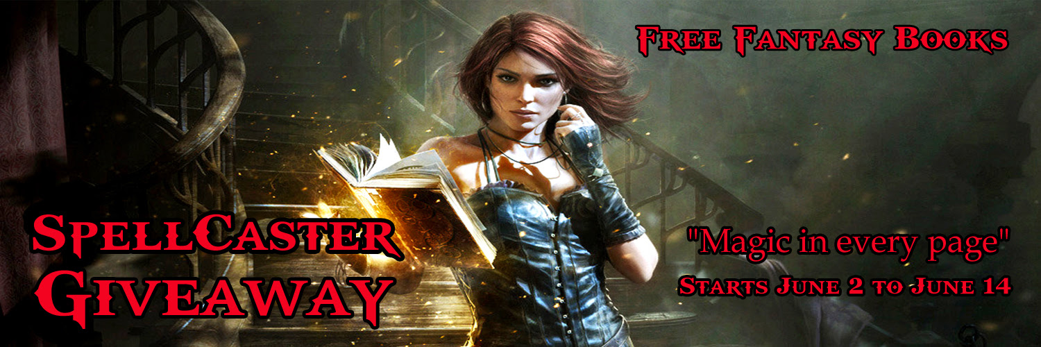 Spellcaster Giveaway Free Fantasy eBooks