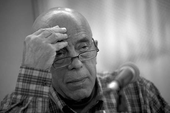 Héctor Amodio Pérez durante la rueda de prensa, el 7 de agosto, en el hotel Sheraton. Foto: Santiago Mazzarovich