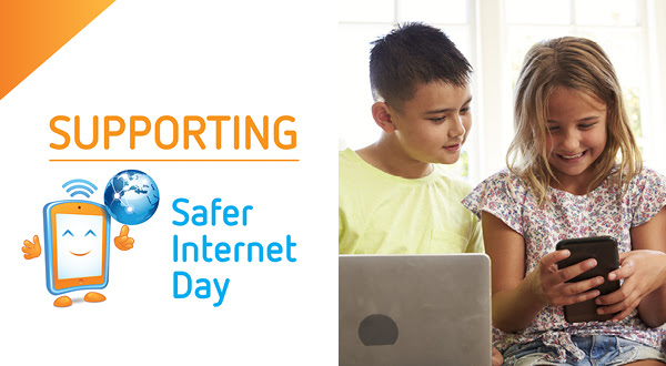 Supporting Safer Internet Day