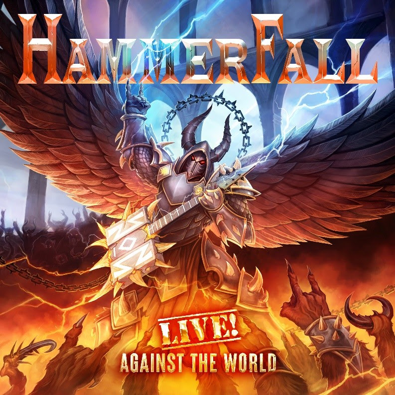 Hammerfall Live Againt The World