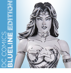 JIM LEE WONDER WOMAN ACTION FIGURE