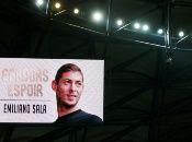 World pays tribute to Argentine footballer Emiliano Sala.