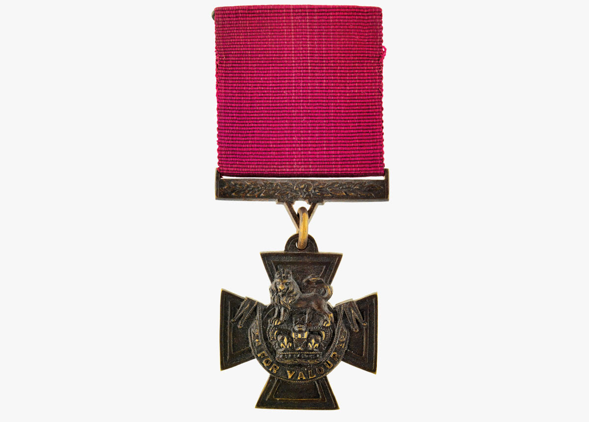The Victoria Cross is established