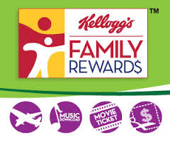 kelloggs family rewards 100 Free Kelloggs Family Rewards Points