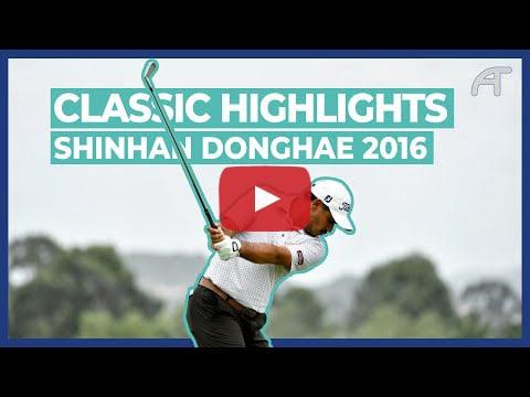 Gaganjeet Bhullar Wins the Shinhan Donghae Open 2016 | Classic Highlights